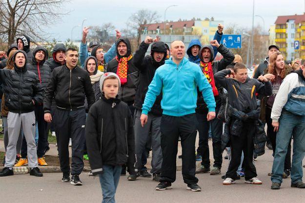 Marsz po śmierci 34-Pawła Klima