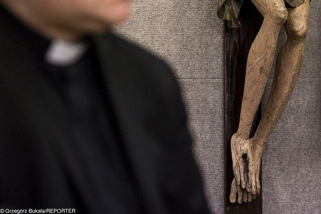 Ksiądz Andrzej D. miał wielokrotnie molestować dzieci