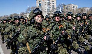 Defilada w Moskwie