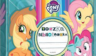 My Little Pony. Teczka biblioteczka