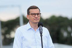 Kryzys na granicy. Premier Morawiecki: Nigdy nie zgodzimy się, by ulec szantażowi