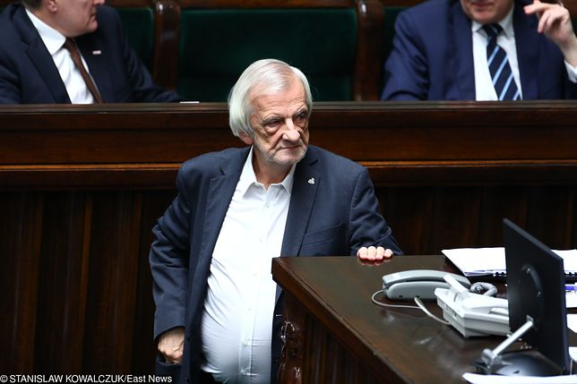 Marszałek Sejmu Ryszard Terlecki (PiS)