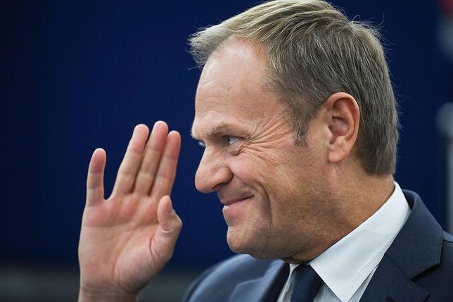 Donald Tusk, europejski milioner. Dzięki pracy w Brukseli wzbogacił się o 7 mln zł