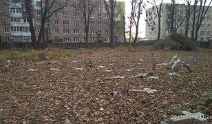 Zniszczono polskie groby na Ukrainie. Cmentarz był świeżo odnowiony