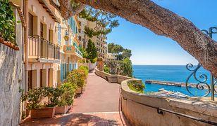 Magiczne Monako na Riwierze Francuskiej jest drugim najmniejszym krajem świata