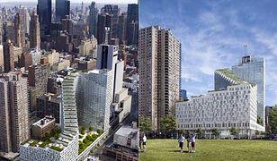 Niezwykły budynek w Nowym Jorku