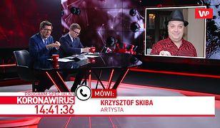 Krzysztof Skiba: jest arystokracja i robotnicy artystyczni. Tylko ci pierwsi narzekają