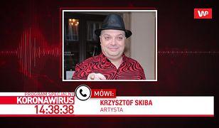 Krzysztof Skiba: gwiazdy śpią na forsie i narzekają, że im odwołali koncert. To żenujące