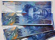 Raty kredytów we frankach szwajcarskich rosną z dnia na dzień