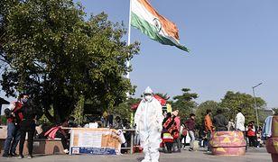 Indie walczą z koronawirusem