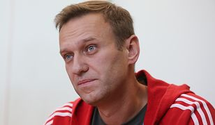 Rosja. Lekarze zbadali Aleksieja Nawalnego / Zdjęcie z sierpnia 2019 r.