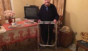 Dom 91-letniej pani Marii przejęli urzędnicy. Nie dali pieniędzy na lokal zastępczy