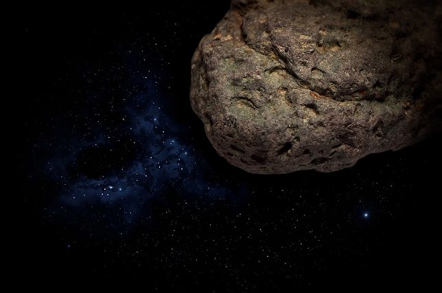 Asteroida zbliżyła się do Ziemi w piątek 13. listopada