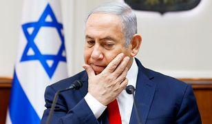 Benjamin Netanjahu nie przyznaje się do winy