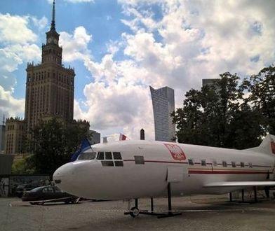 Najpierw postawił samolot w centrum miasta, teraz chce wyburzyć PKiN. Te plany zaskakują