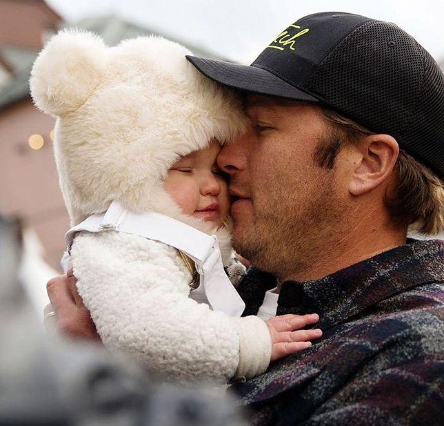 Bode Miller nie zapomniał o zmarłej córce