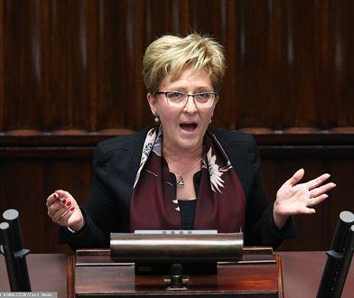 Była posłanka PO musi przeprosić senatora PiS. Poszło o SKOK-i