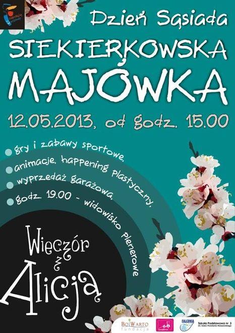 Siekierkowska Majówka - Dzień Sąsiada