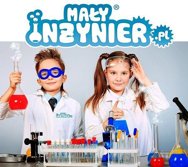 Dzień Otwarty Małego Inżyniera