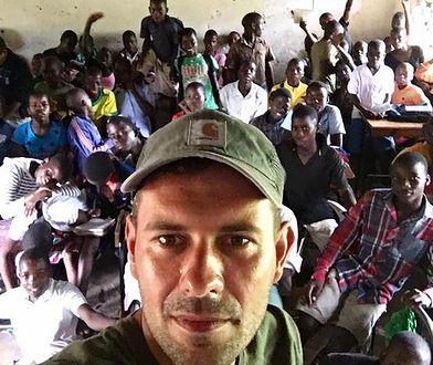 Krzysztof Puternicki znów wyrusza w podróż do Afryki. Chętni poszukiwani!
