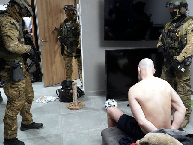 Warszawa. Narkotyki z Hagi na polskim rynku. Zatrzymano 16 osób