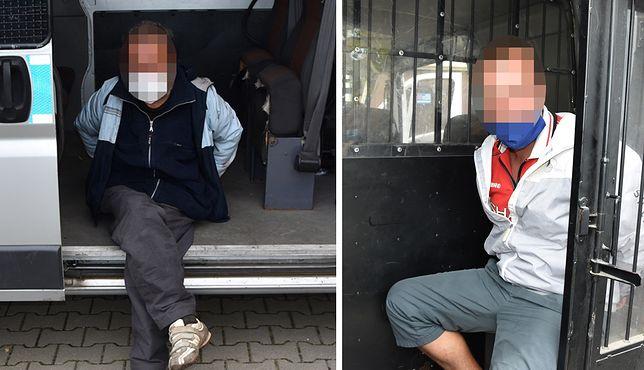 Sprawcami okazali się 35-letni mieszkaniec Krakowa oraz 45-letni wieliczanin