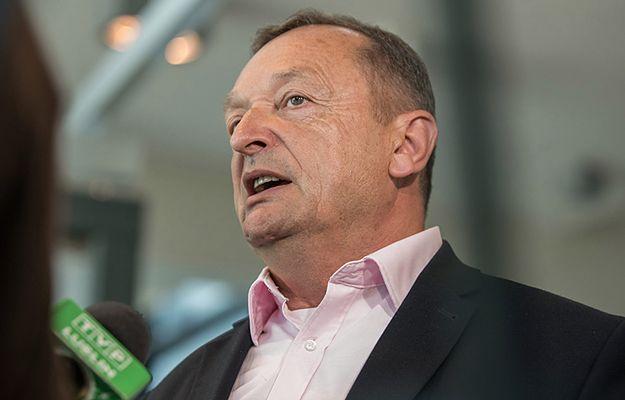 Senator PSL Józef Zając przechodzi do klubu PiS