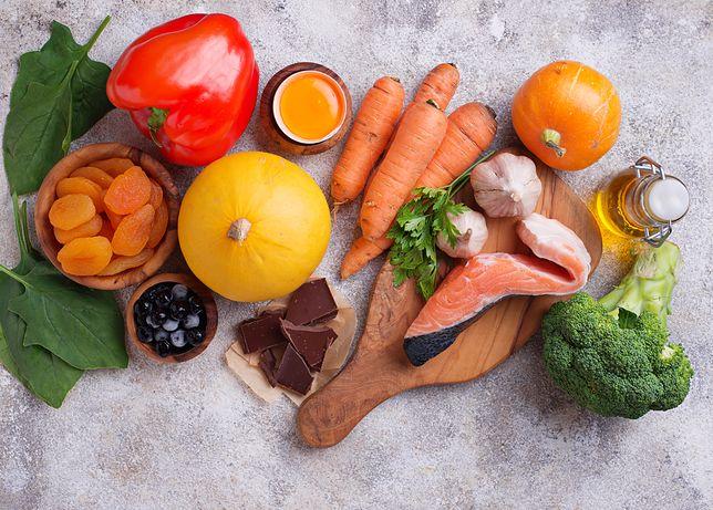 Beta-karoten - dieta dla zachowania letniej opalenizny