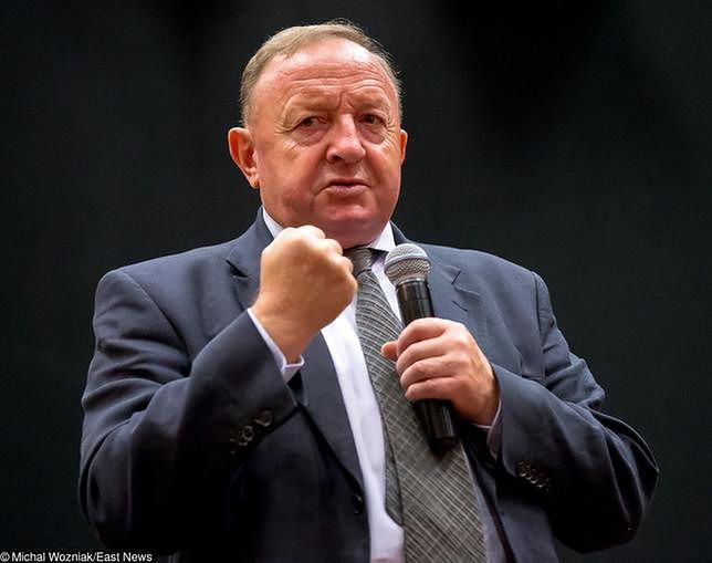 """Stanisław Michalkiewicz skomentował wyrok na antenie internetowej telewizji """"TVASME"""""""