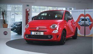 Dwumilionowy Fiat 500 sprzedany