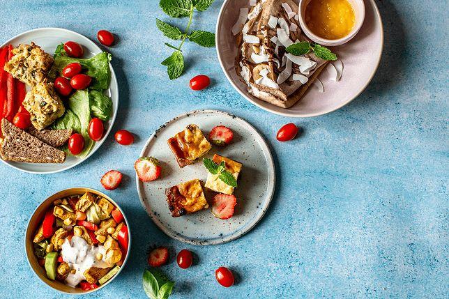 Przykładowe posiłki od Heroes Diet