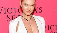 Seksowna Candice Swanepoel na imprezie po pokazie Victoria's Secret
