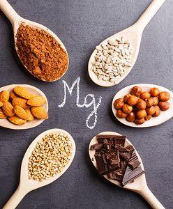 Produkty bogate w magnez. Objawy i skutki niedoboru magnezu