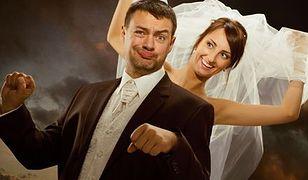 Najbardziej żenujące zabawy weselne