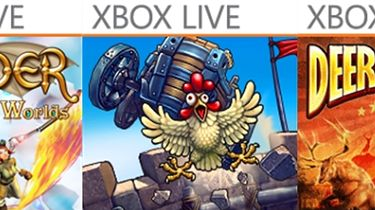 Dalsze obniżki gier Xbox Live w Marketplace - Battlewagon, Glyder: Adventure Worlds, Deer Hunter 3D