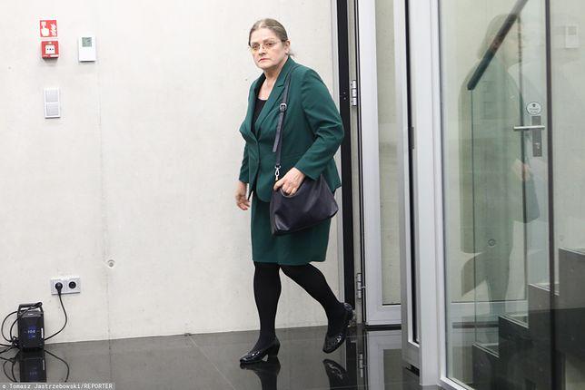 Sędzia Trybunału Konstytucyjnego Krystyna Pawłowicz