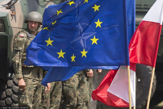 Polskie Dowództwo operacyjne zawiesza misje szkoleniowe po wydarzeniach w Iraku (zdj. ilustracyjne)