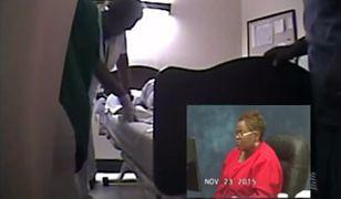 Szokujące nagranie z Northeast Atlanta Health and Rehabilitation Center