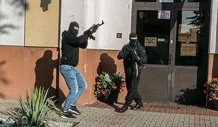"""""""Terroryści"""" pojawili się również w szkole w Pasłęku"""