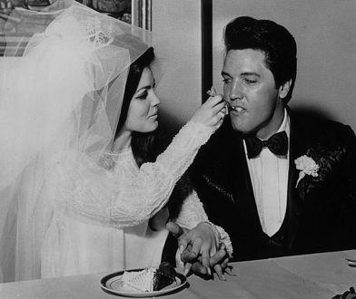 Elvis Presley i Priscilla Beaulieu