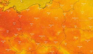Pogoda na 11 sierpnia. IMGW ostrzega przed upałami i burzami