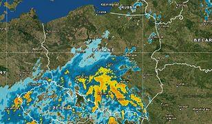 Pogoda na 4 sierpnia. IMGW rozszerza ostrzeżenie. Sprawdź, gdzie jest burza