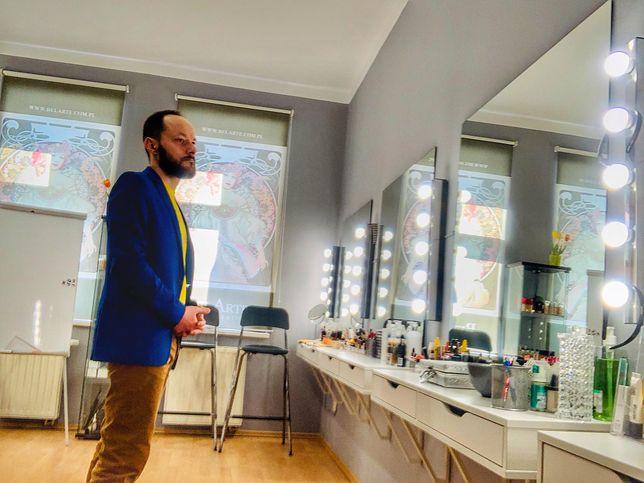 Rząd zadecydował o zamknięciu branży kosmetyczno-fryzjerskiej na czas epidemii koronawirusa. Michał Łenczyński: Wiele osób zostało bez możliwości zarobienia na życie
