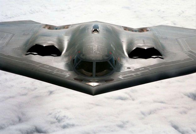"""Technologia stealth, użyta m.in. w bombowcu B-2 (na zdjęciu), była """"dzieckiem"""" drugiego offsetu"""