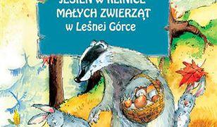 Jesień w Klinice Małych Zwierząt w Leśnej Górce-książka z płytą