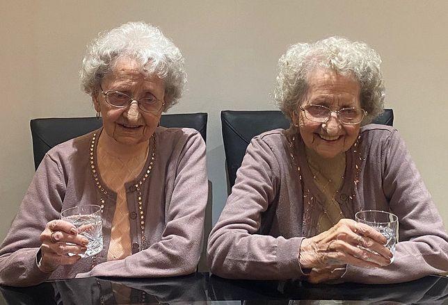 Siostry Bliźniaczki Lil i Doris