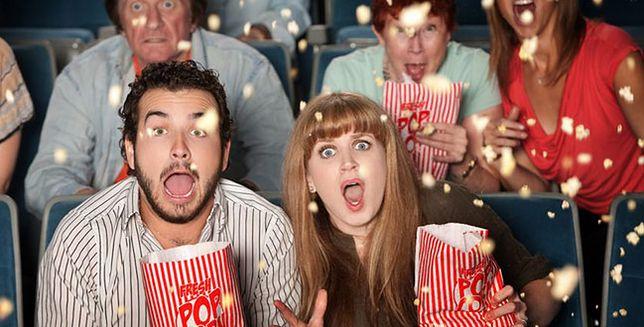 Jedz popcorn w kinie - oszczędzisz pieniądze