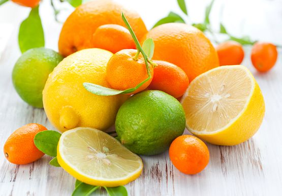 Owoce cytrusowe górą!