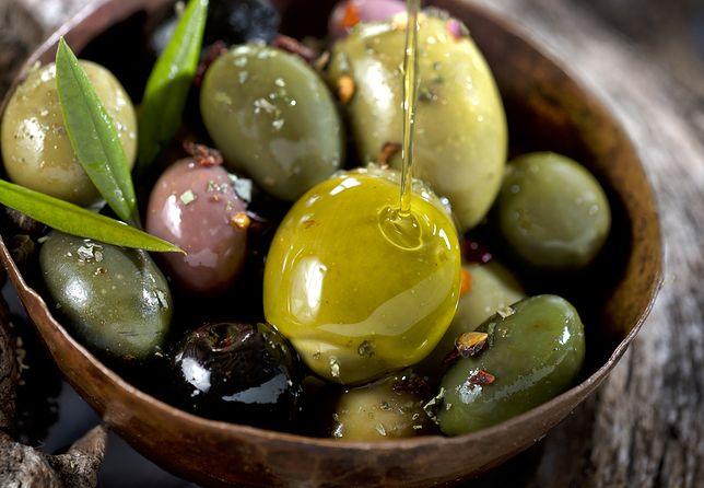 Dania z oliwkami
