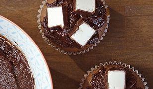 Muffiny z piankami Ptasie Mleczko®